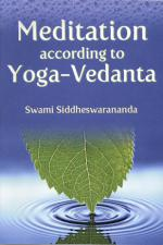 Meditation according to Yoga Vedanta
